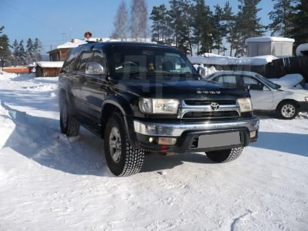Toyota Hilux Surf, 2002 год, 700 000 руб.