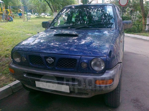 Nissan Mistral, 1997 год, 260 000 руб.