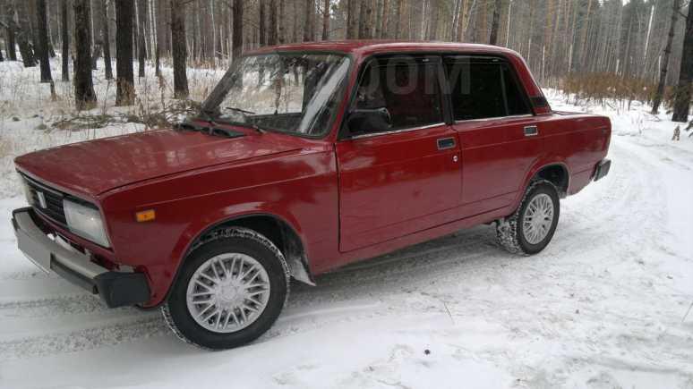 Лада 2105, 1994 год, 75 000 руб.