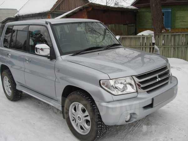 Mitsubishi Pajero iO, 2007 год, 500 000 руб.