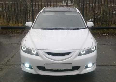 Mazda Atenza, 2003 год, 420 000 руб.