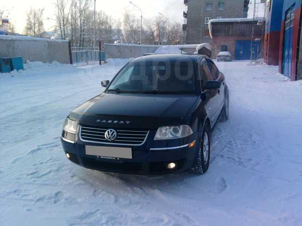 Volkswagen Passat, 2001 год, 320 000 руб.