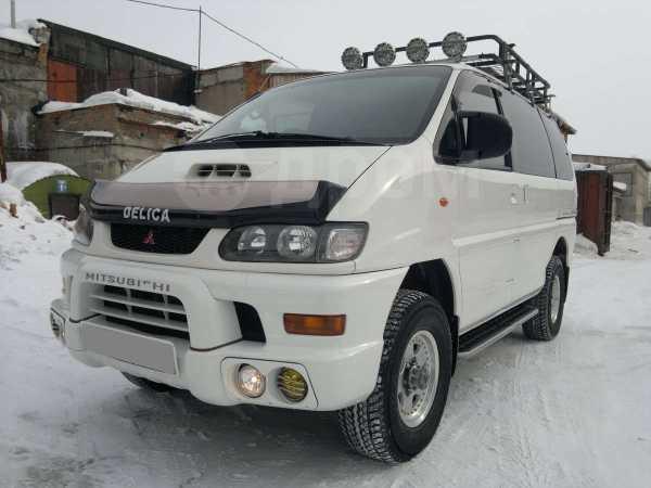 Mitsubishi Delica, 1999 год, 470 000 руб.