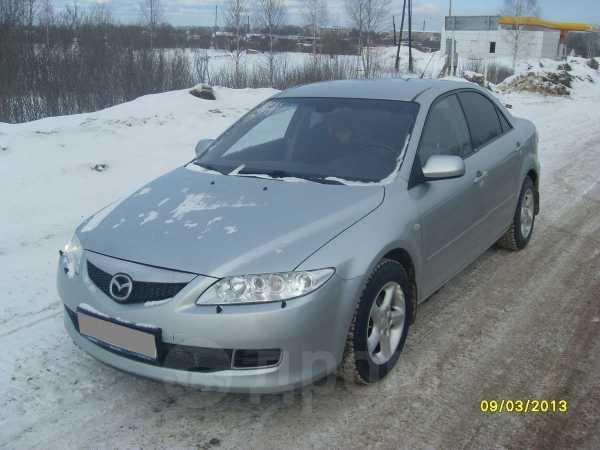Mazda Mazda6, 2006 год, 410 000 руб.