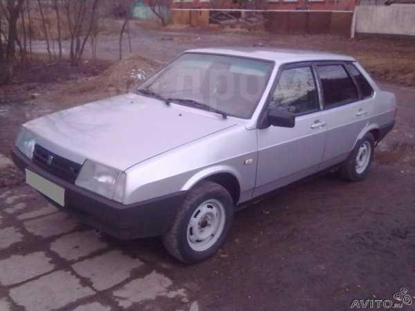 Лада 21099, 2004 год, 135 000 руб.