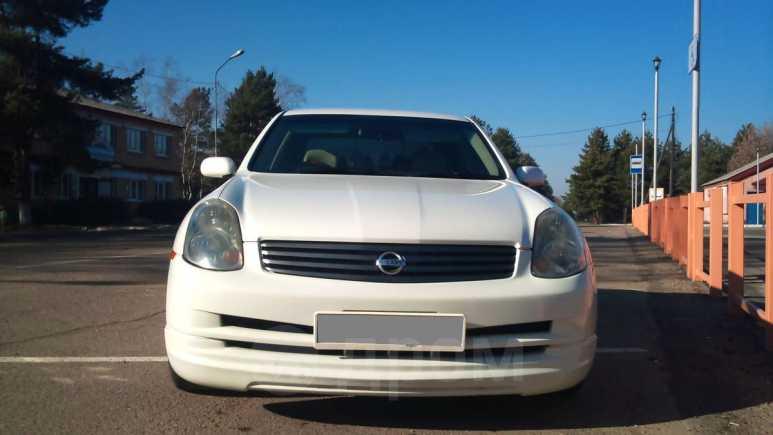 Nissan Skyline, 2001 год, 440 000 руб.