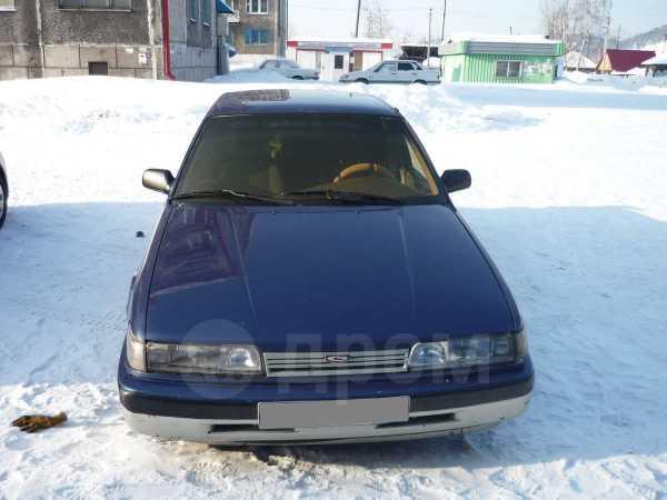 Mazda 626, 1987 год, 80 000 руб.