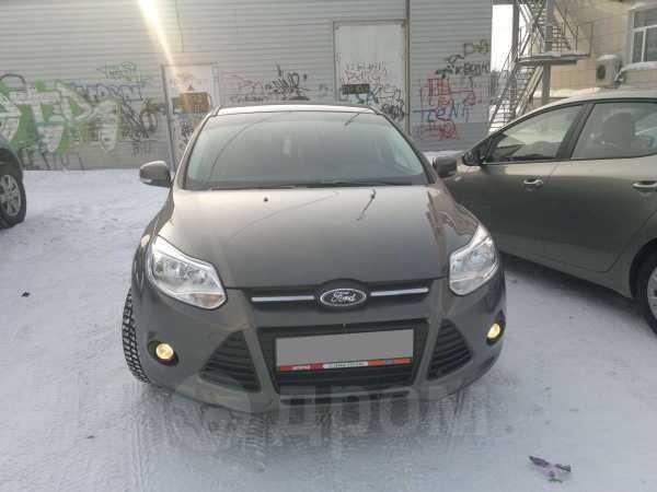 Ford Focus, 2012 год, 660 000 руб.