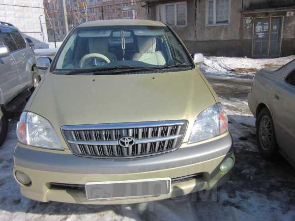 Toyota Nadia, 2001 год, 470 000 руб.