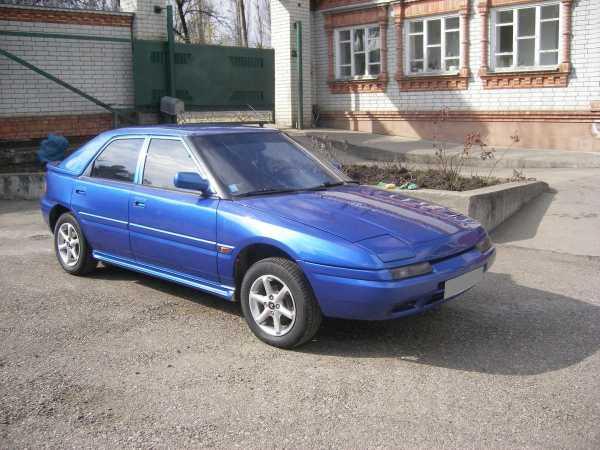 Mazda 323F, 1989 год, 150 000 руб.