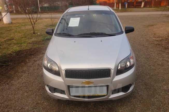 Chevrolet Aveo, 2010 год, 380 000 руб.