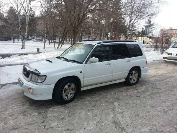 Subaru Forester, 1998 год, 260 000 руб.
