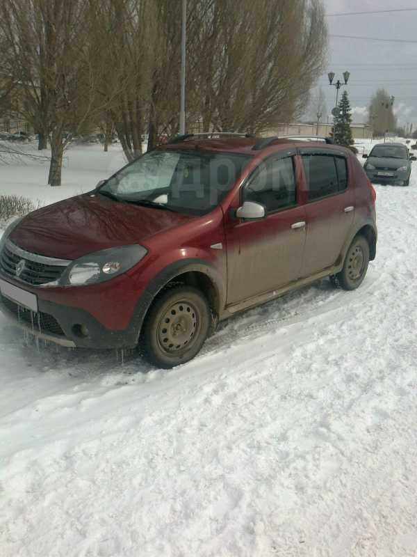 Renault Sandero Stepway, 2012 год, 490 000 руб.