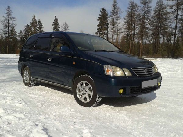 Toyota Gaia, 1998 год, 315 000 руб.