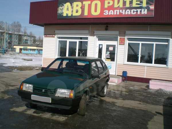 Лада 2109, 1997 год, 110 000 руб.
