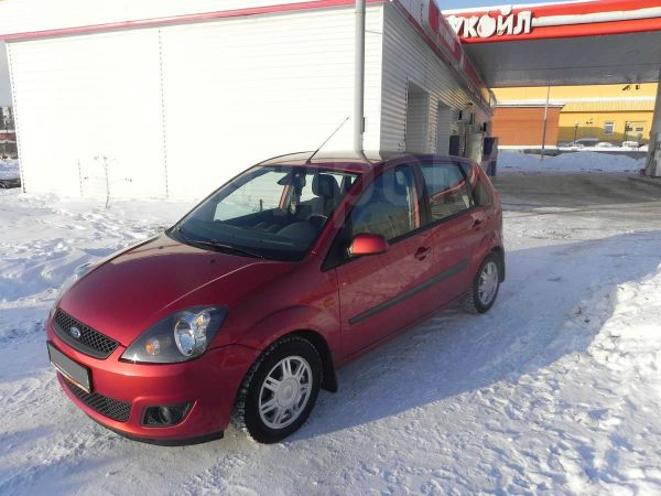 Ford Fiesta, 2008 год, 363 000 руб.