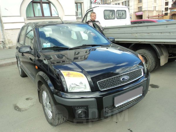 Ford Fusion, 2009 год, 400 000 руб.
