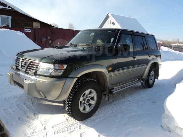 Nissan Patrol, 2000 год, 750 000 руб.