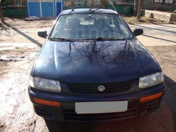 Mazda 323, 1996 год, 185 000 руб.
