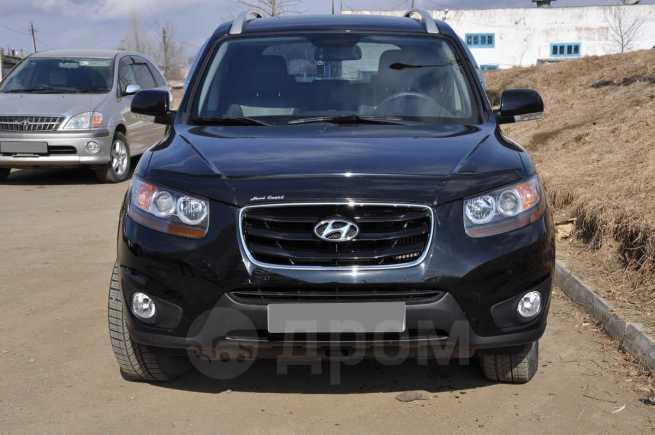 Hyundai Santa Fe, 2011 год, 1 070 000 руб.