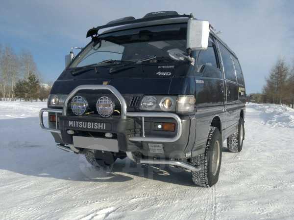 Mitsubishi Delica, 1993 год, 285 000 руб.