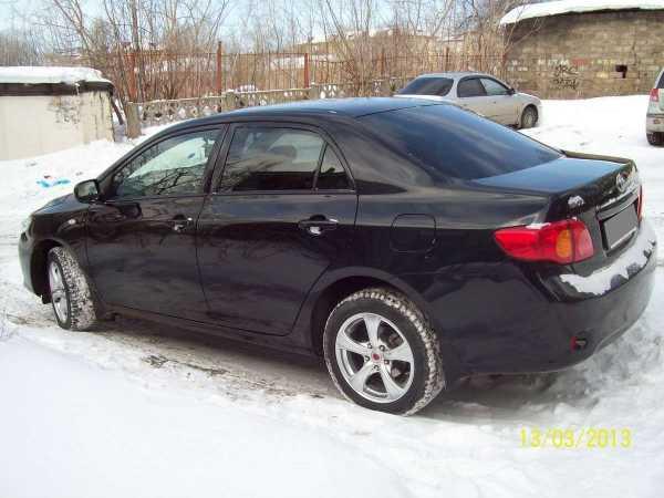 Toyota Corolla, 2008 год, 469 000 руб.