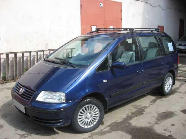 Volkswagen Sharan, 2000 год, 350 000 руб.