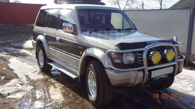 Mitsubishi Pajero, 1993 год, 470 000 руб.