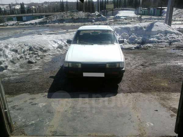 Mazda 626, 1987 год, 60 000 руб.