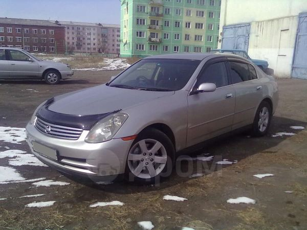 Nissan Skyline, 2003 год, 370 000 руб.