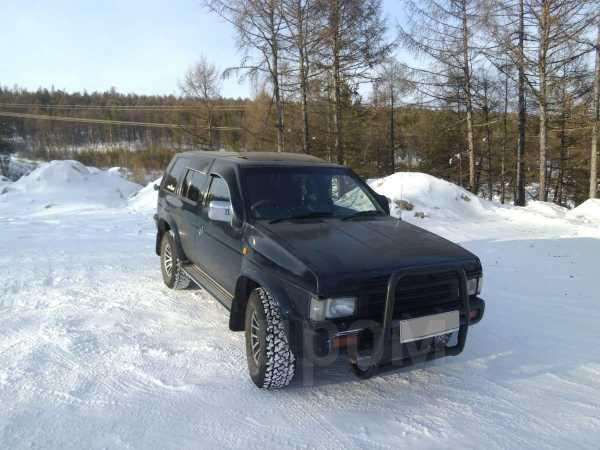 Nissan Terrano, 1993 год, 333 000 руб.