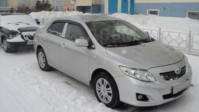 Toyota Corolla, 2007 год, 485 000 руб.