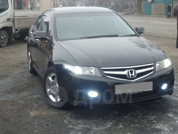 Honda Accord, 2008 год, 666 000 руб.