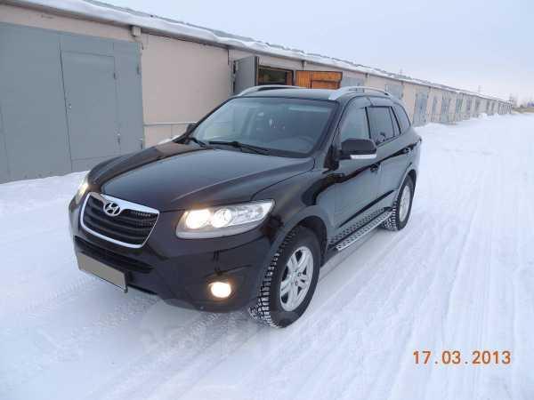 Hyundai Santa Fe, 2010 год, 1 050 000 руб.