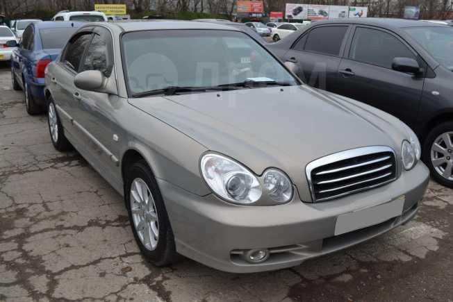 Hyundai Sonata, 2008 год, 415 000 руб.