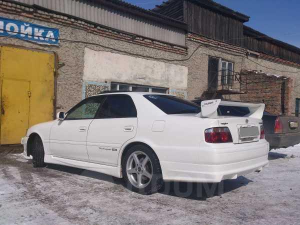 Toyota Chaser, 2000 год, 420 000 руб.