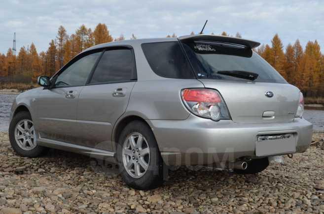 Subaru Impreza, 2006 год, 320 000 руб.