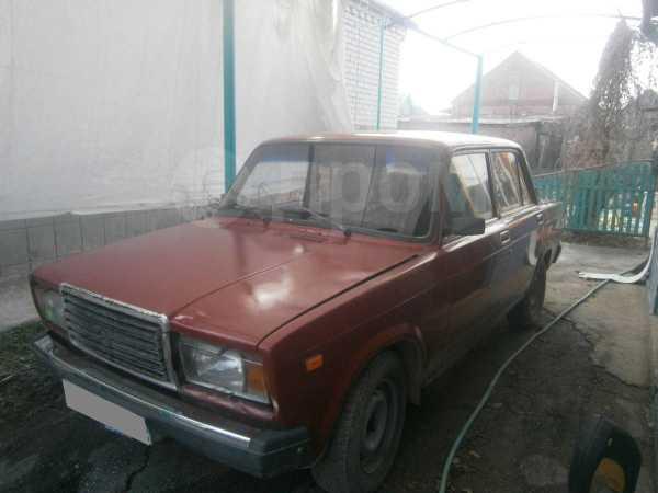 Лада 2107, 1992 год, 40 000 руб.