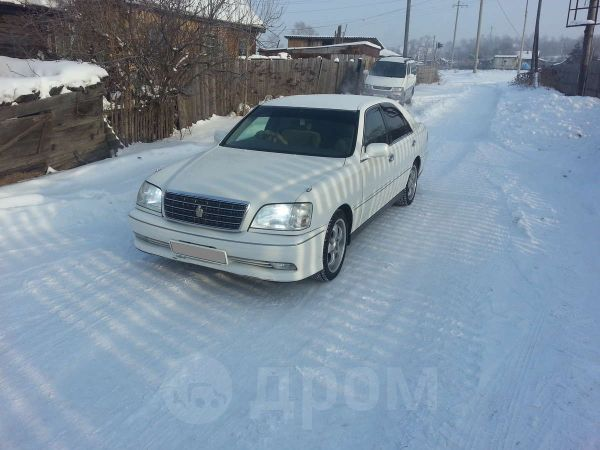 Toyota Crown, 2001 год, 430 000 руб.