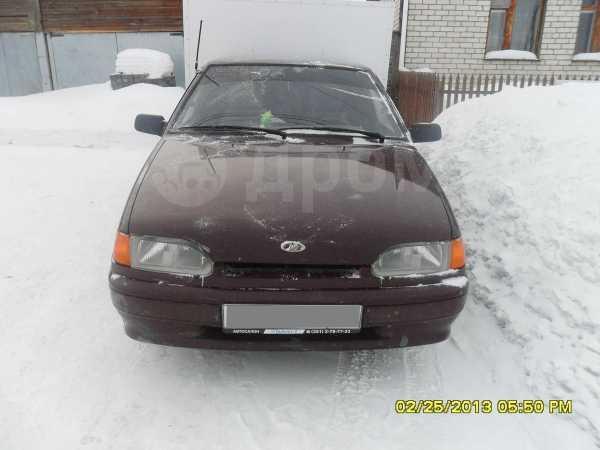 Лада 2115 Самара, 2008 год, 210 000 руб.