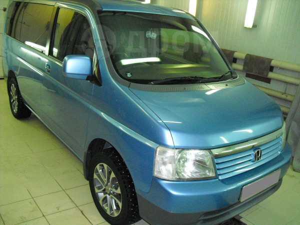 Honda Stepwgn, 2001 год, 450 000 руб.