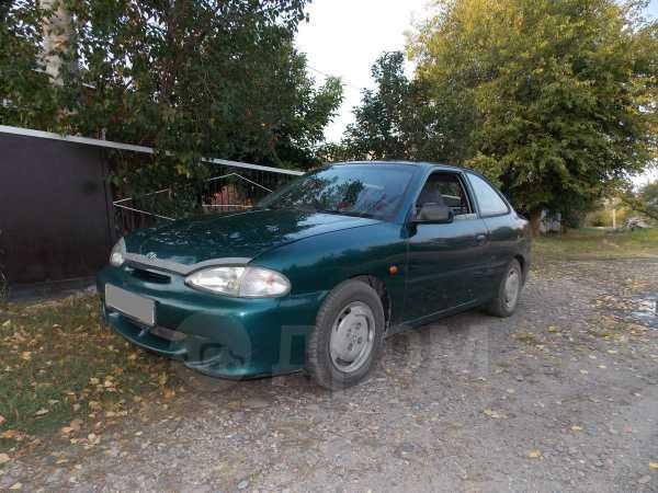 Hyundai Accent, 1994 год, 130 000 руб.