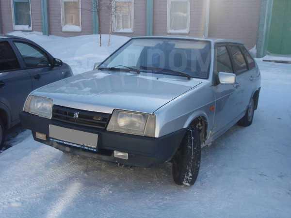 Лада 2109, 2003 год, 130 000 руб.