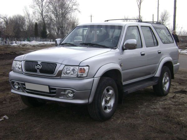 Great Wall Safe, 2008 год, 350 000 руб.
