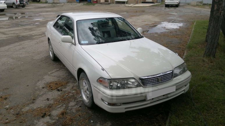 Toyota Mark II, 1999 год, 320 000 руб.