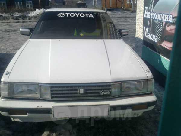 Toyota Mark II, 1987 год, 115 115 руб.