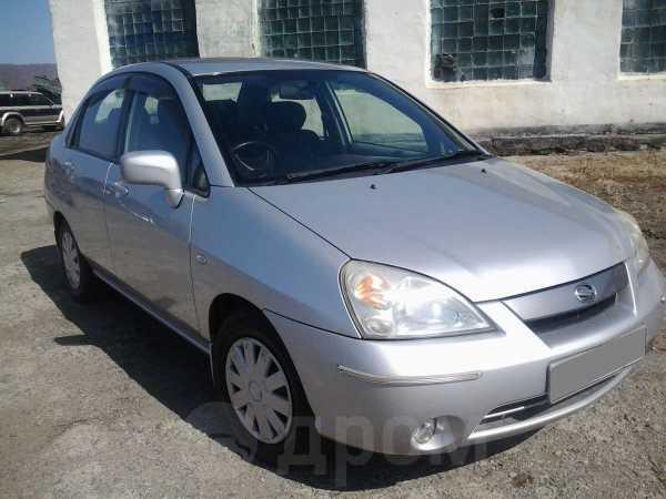 Suzuki Aerio, 2001 год, 200 000 руб.