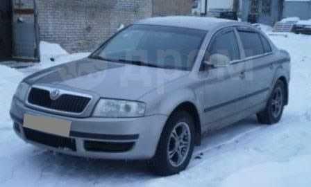 Skoda Superb, 2006 год, 465 000 руб.