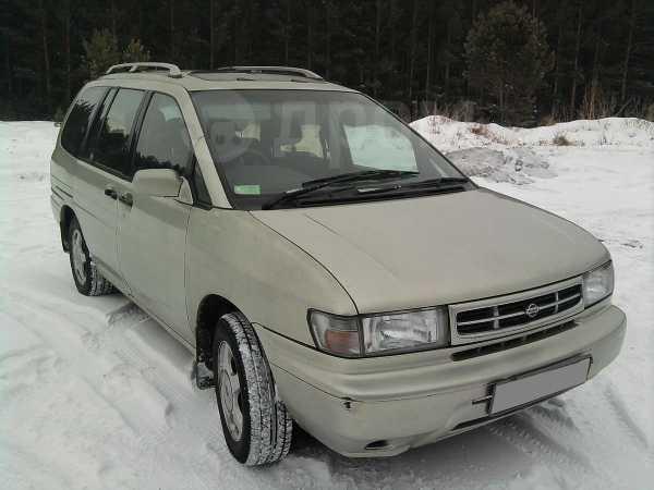 Nissan Prairie Joy, 1997 год, 210 000 руб.