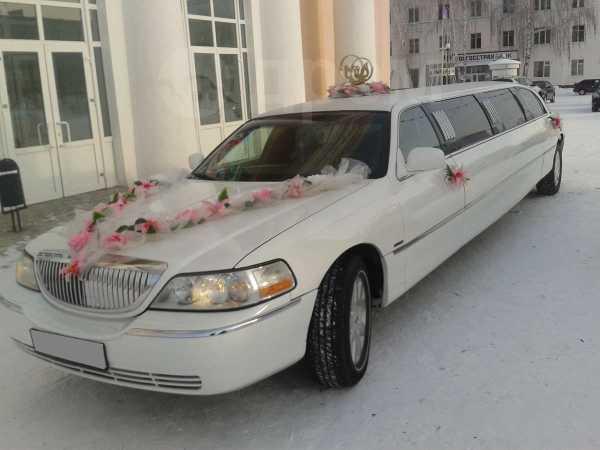 Lincoln Town Car, 2004 год, 1 000 000 руб.